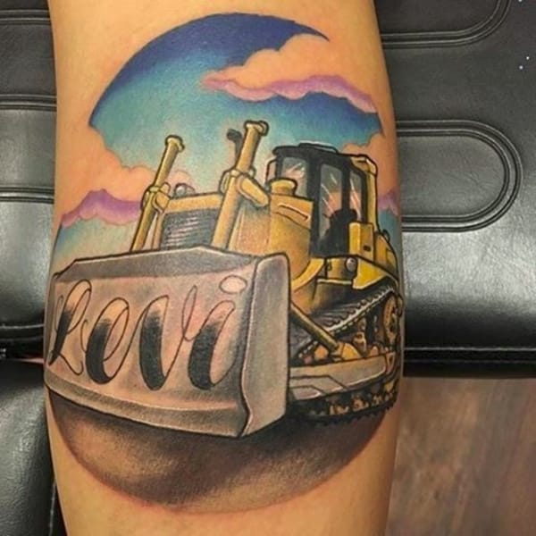 Bulldozer Tattoos and the Indomitable Spirit of Marvin Heemeyer
