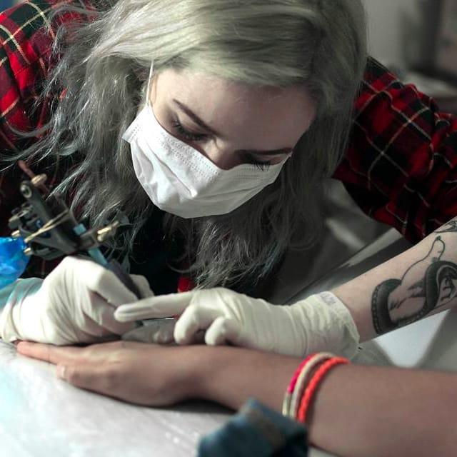 15 Tatuagens Sombrias Da Artista Paula Rueda