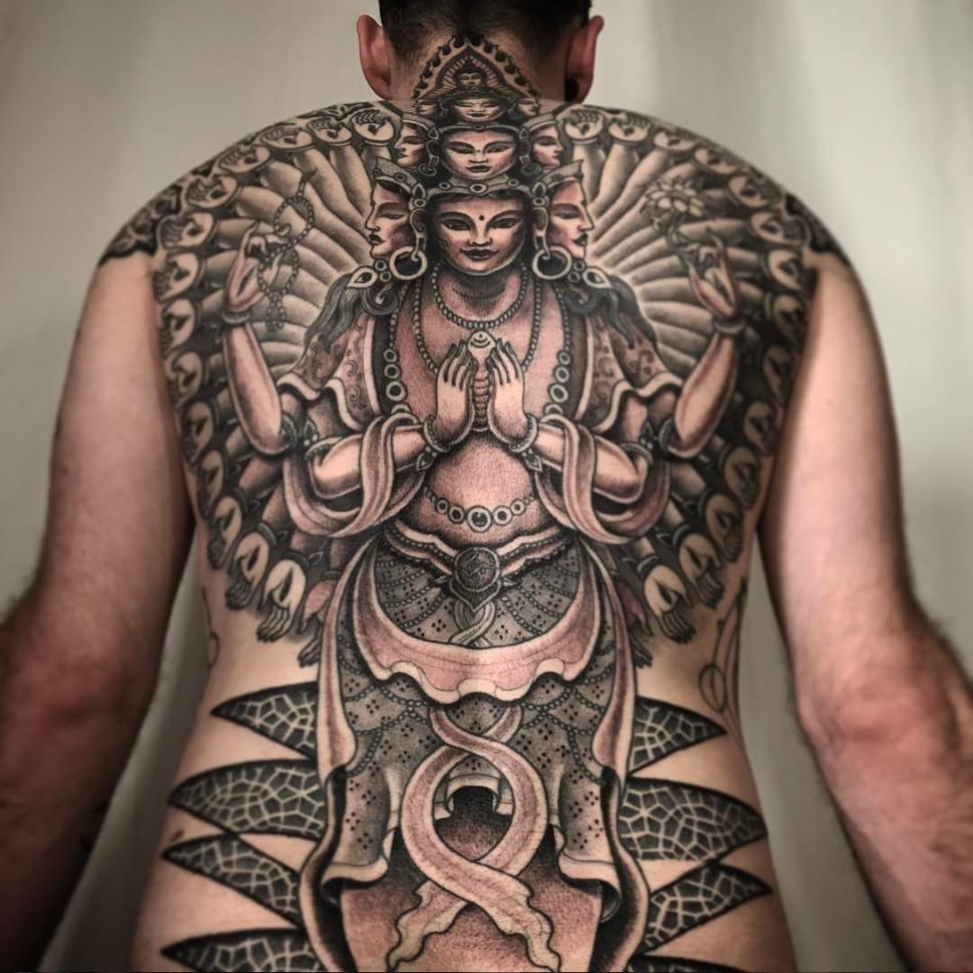 Jondix Travels the World Seeking Tattoo Inspiration