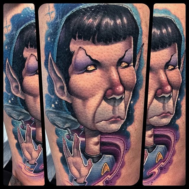 Celebrate the Premiere of the New Star Trek with these Tattoos