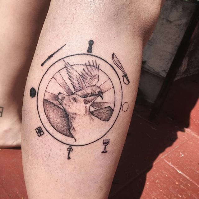 Summer Solstice & Pagan Tattoos a Week After Solstice