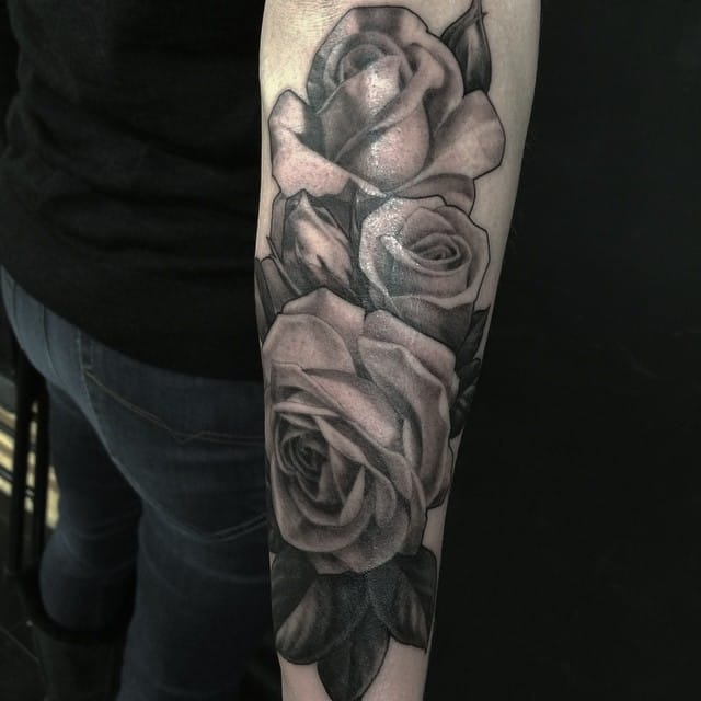 #chrisgarver #tattooart