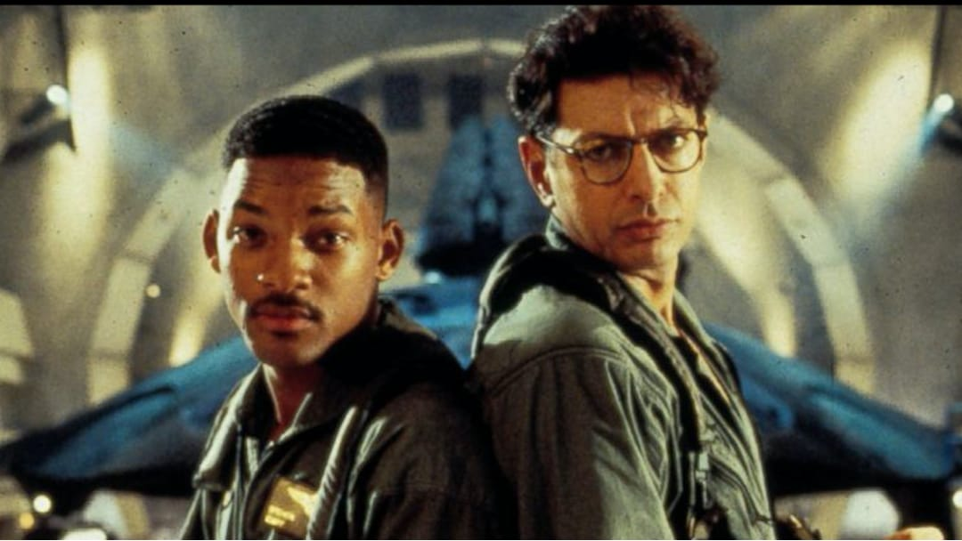 Celebrate 'Independence Day' with Will Smith and Jeff Goldblum Tattoos