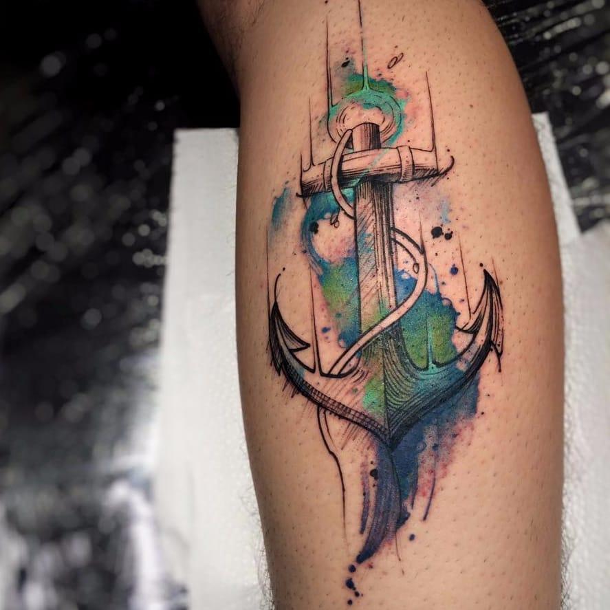 10 Tatuagens De Âncoras e Sua História!
