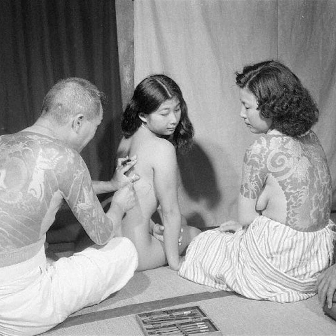 The Art of Tebori — Creating Traditional Japanese Tattoos the Old Way