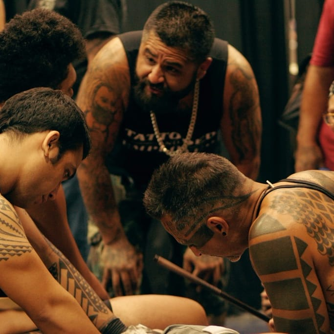 How Tattooists in Hawaii Are Keeping Hand-Made Tribal Tattoos Alive