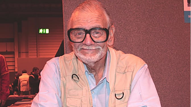 George Romero Dead at 77