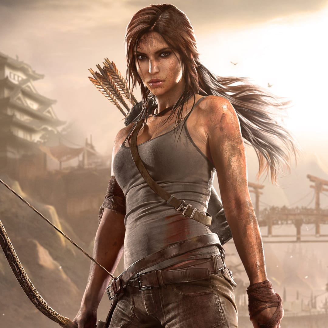 10 Tatuagens Da Lara Croft Dos Games e Filmes