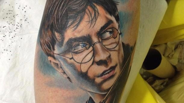 Harry Potter Tattoos Give Some Love to Hogwarts' Favorite Orphan