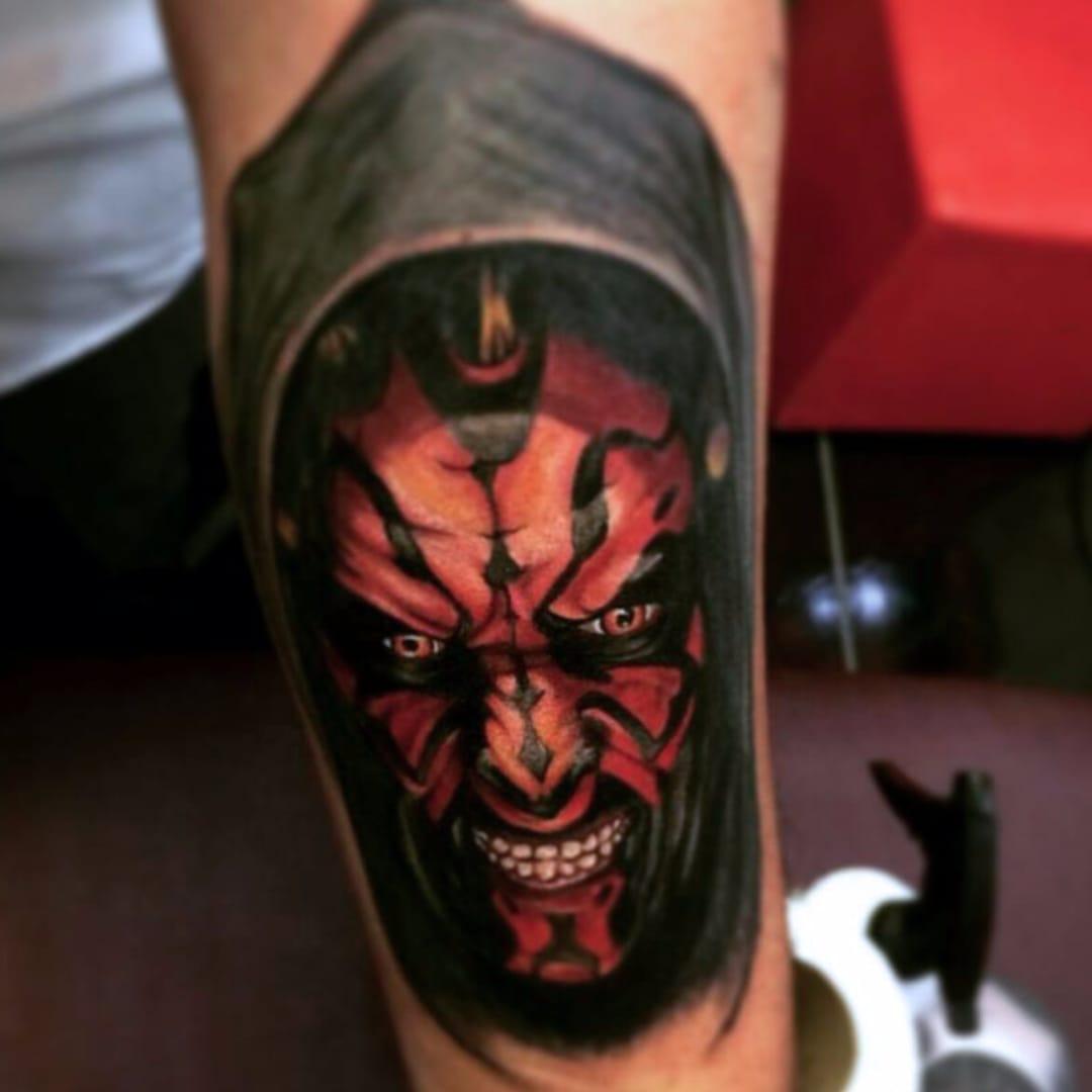 18 Tatuagens Lindas Do Universo Star Wars Por Artistas Brasileiros