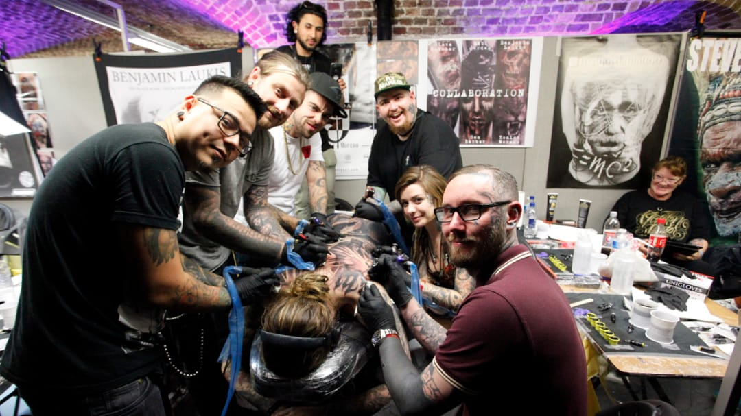 The 13th International London Tattoo Convention Can't Come Soon Enough