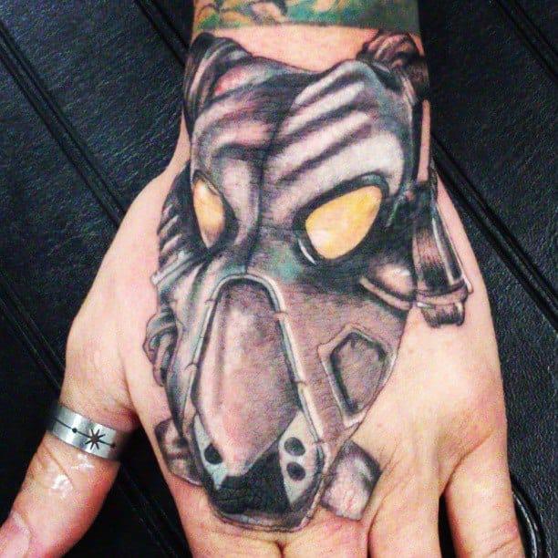Fallout tattoo