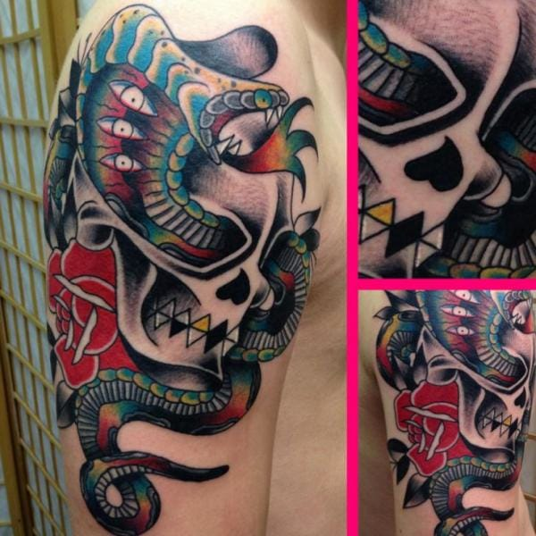 Avinit Tattoo created this awesome tattoo!
