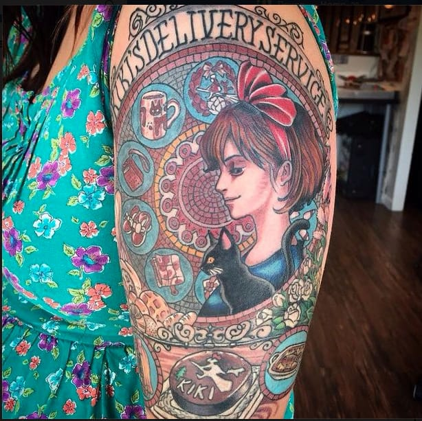 15 To Die For Anime Tattoos