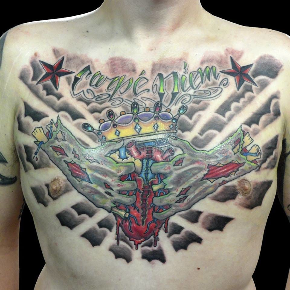 16 Powerful Claddagh Tattoos   Tattoodo