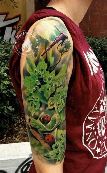 Tattoo by Tattoo Ligans