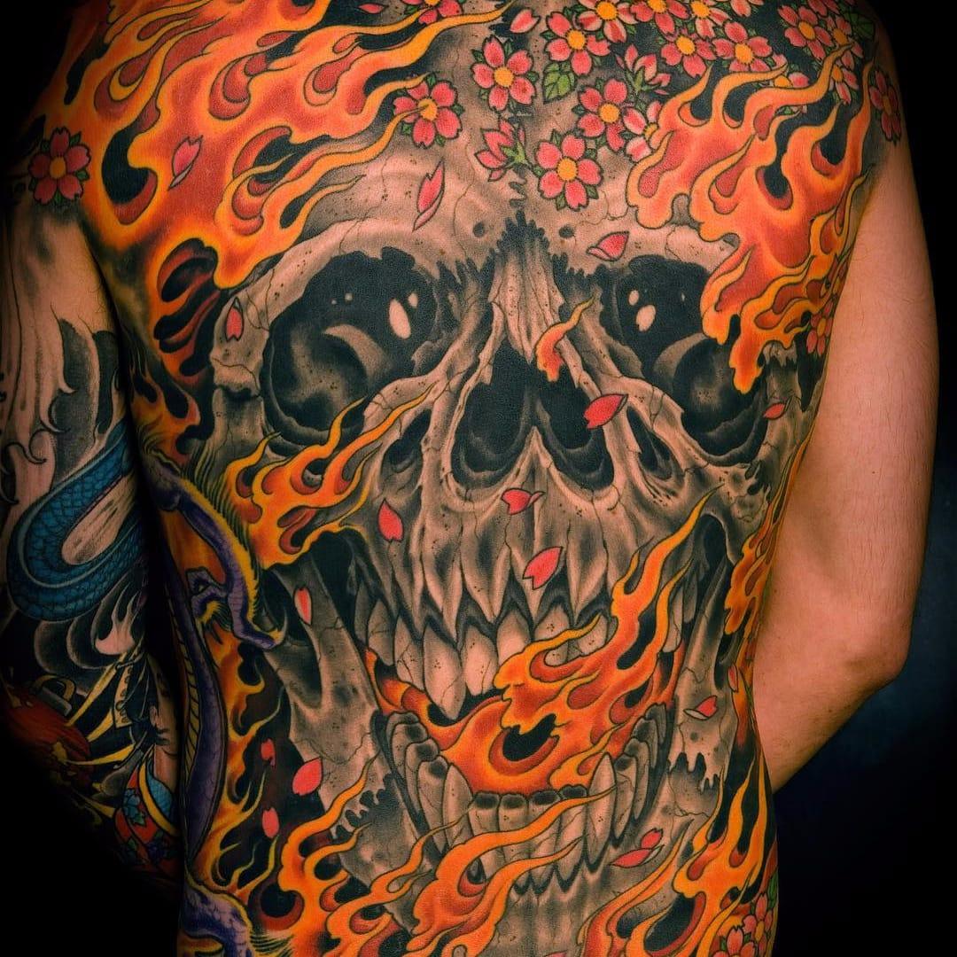 Down With My Demons Tattoo: Tattoo Ideas
