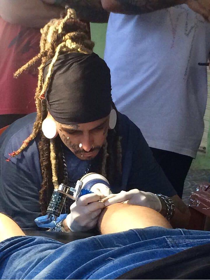 15 Tatuagens Insanas Do Artista João