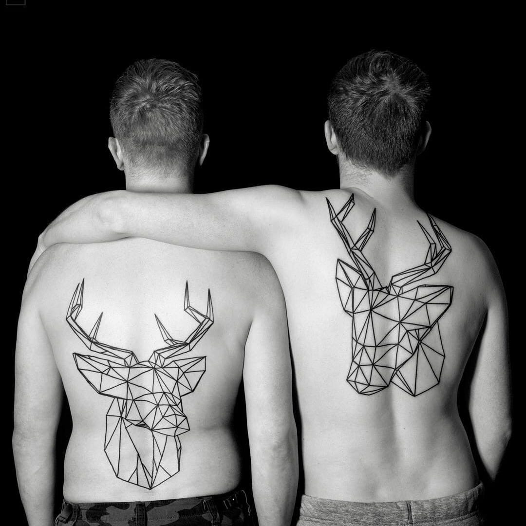 The Shape of Things: Geometric Tattoos for Tattoo of the Day