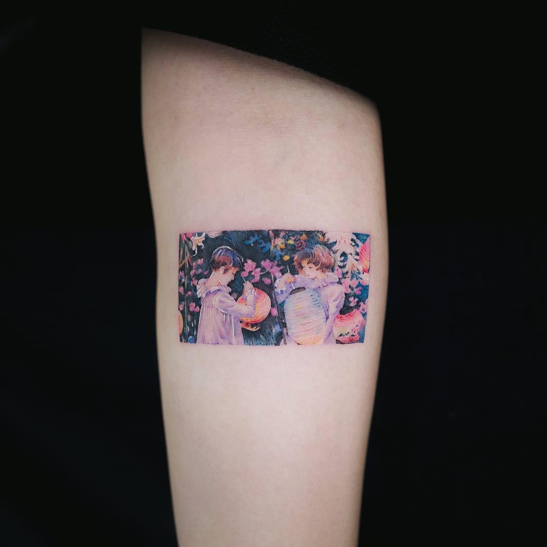 Big Ideas, Small Tattoos: Tattoo of the Day