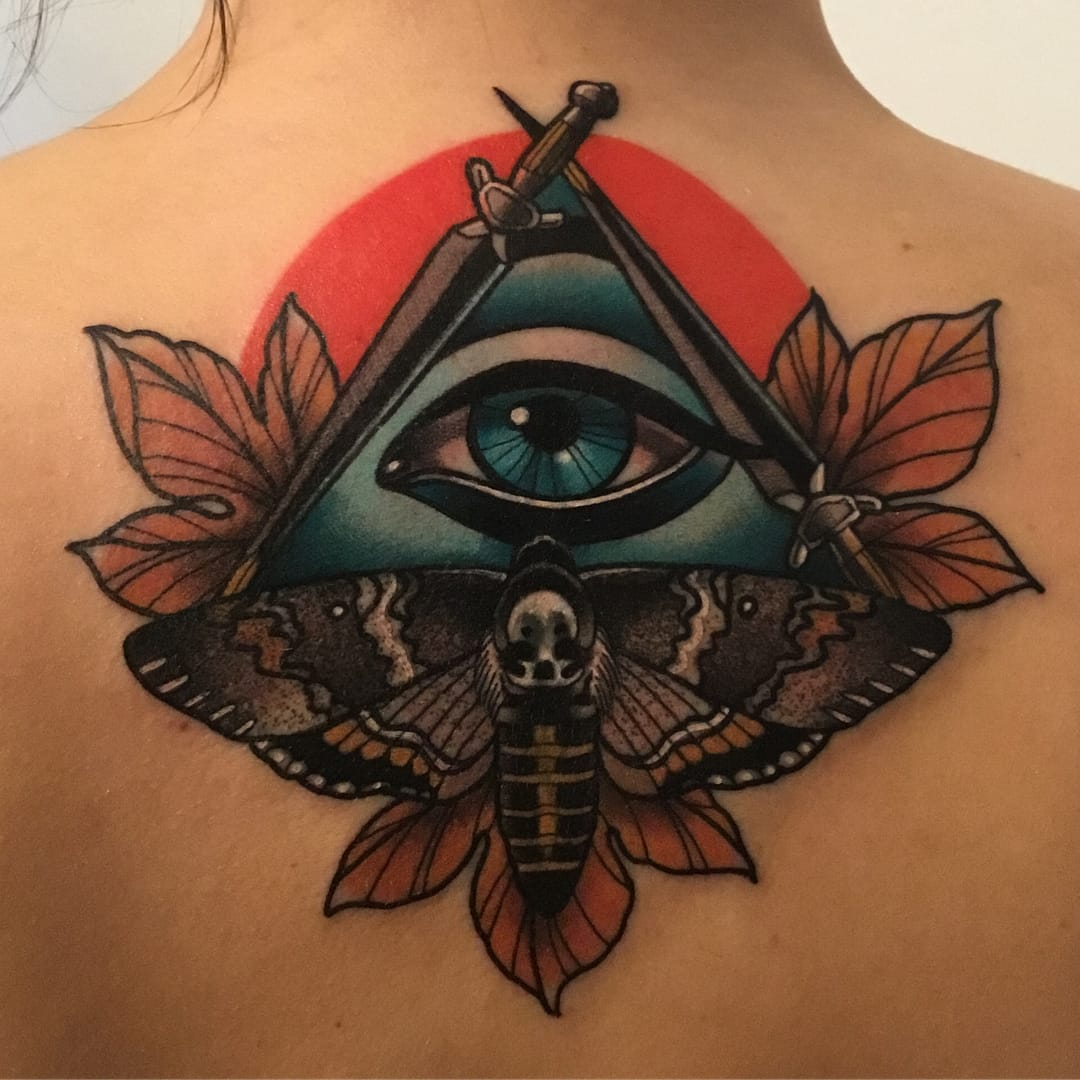 Tattoo of the Day Transforms with Incredible Cover Up Tattoos