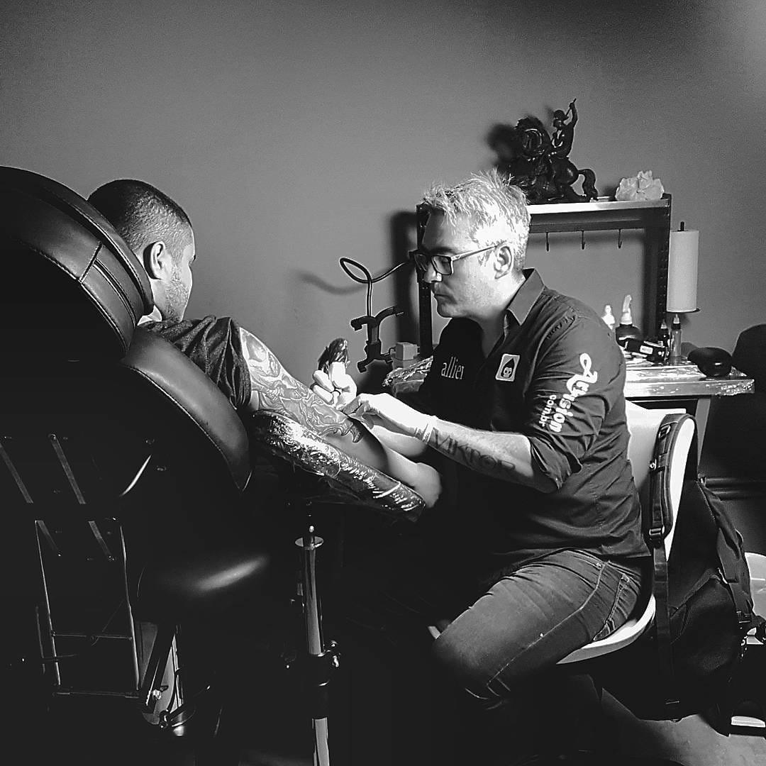 20 Tatuagens Do Mestre Em Biomecânico Alexandre Dallier