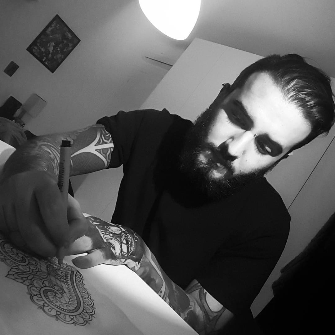 15 Tatuagens Fantásticas Do Artista Matteo Nangeroni
