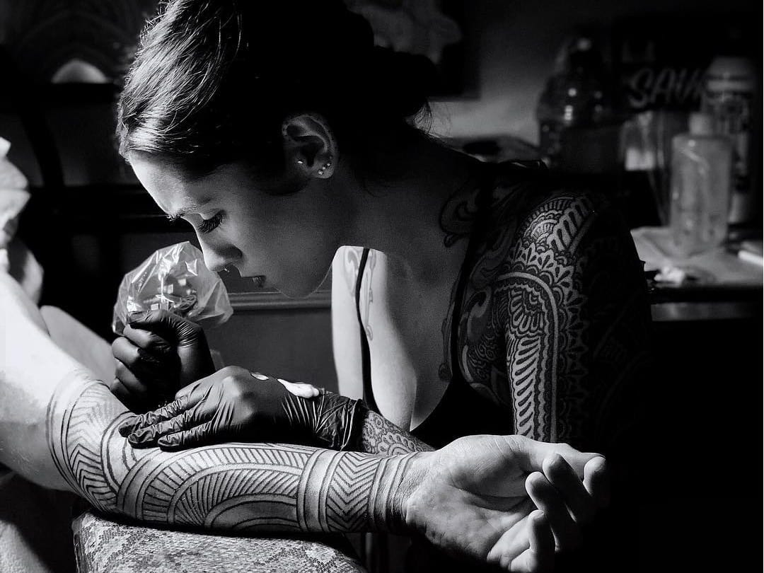 16 Tatuagens Espetaculares Da Artista Savannah Colleen