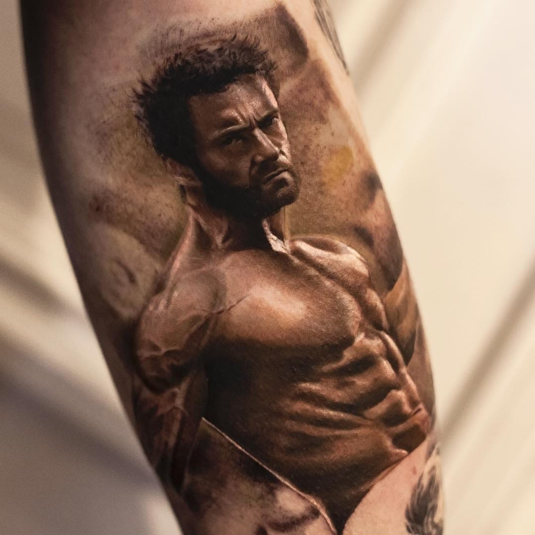 These Pictures Speak: Movie Tattoos for Tattoo of the Day