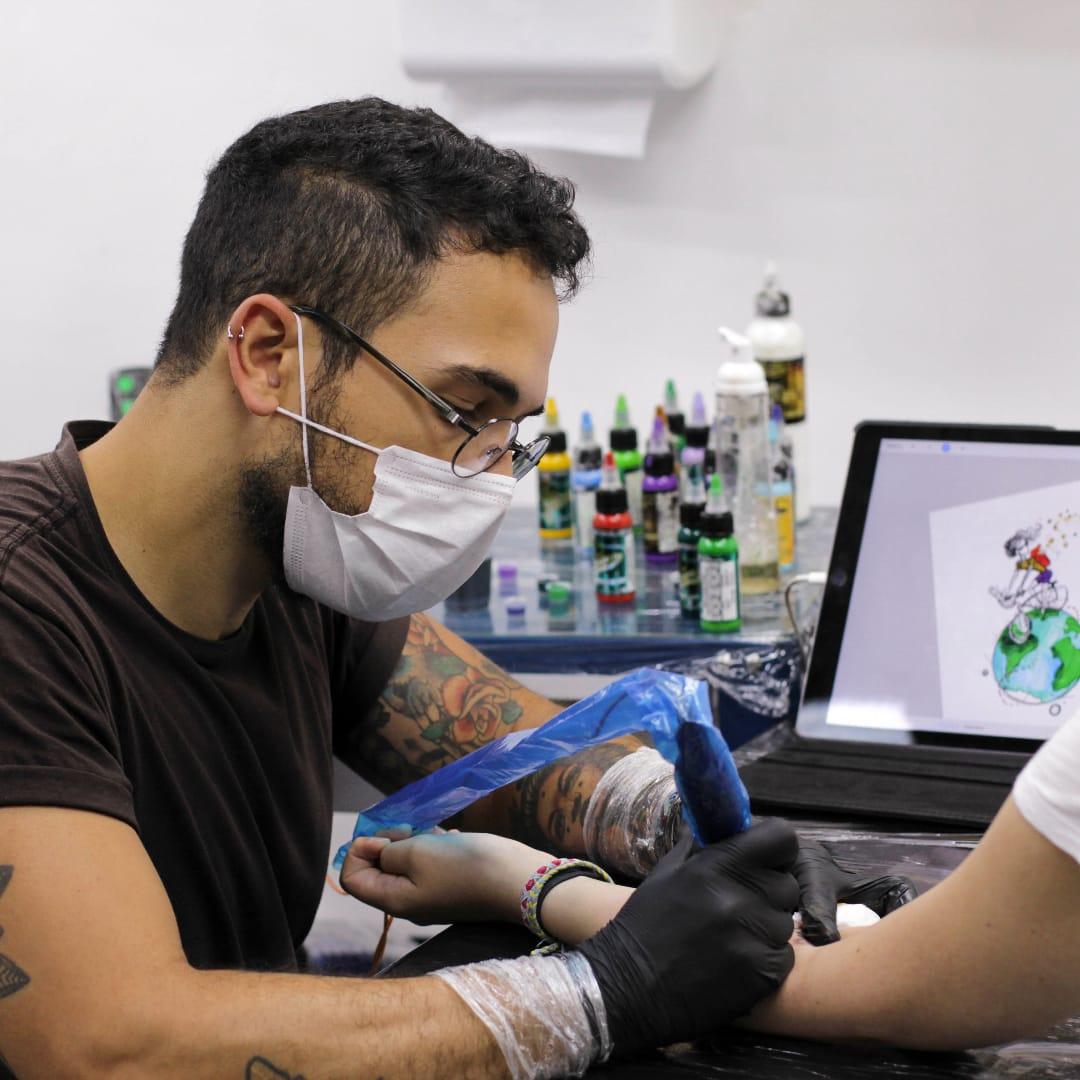 20 Tatuagens Fantásticas Do Artista Robson Carvalho