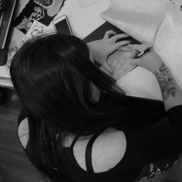 20 Tatuagens Delicadas Da Artista Amanda Sant'Ana