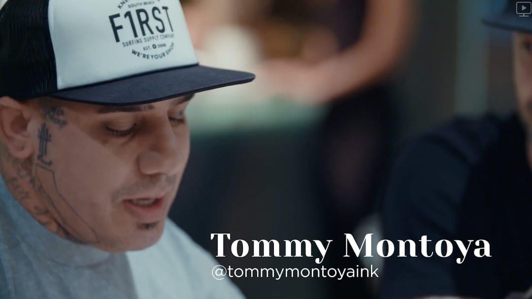 'The Tattoo Shop' Artist Spotlight: Tommy Montoya