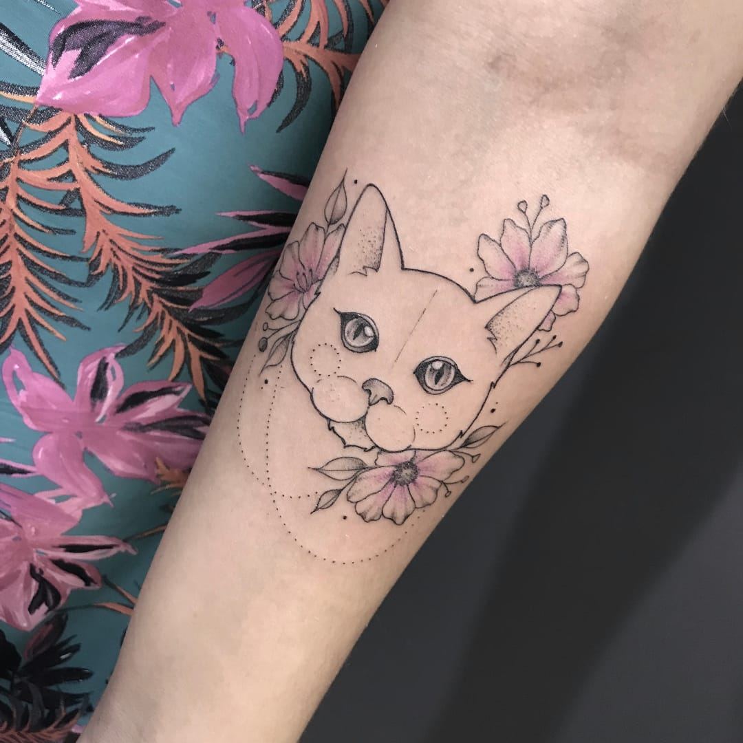 18 Tatuagens Apaixonantes Da Artista July Ludgero