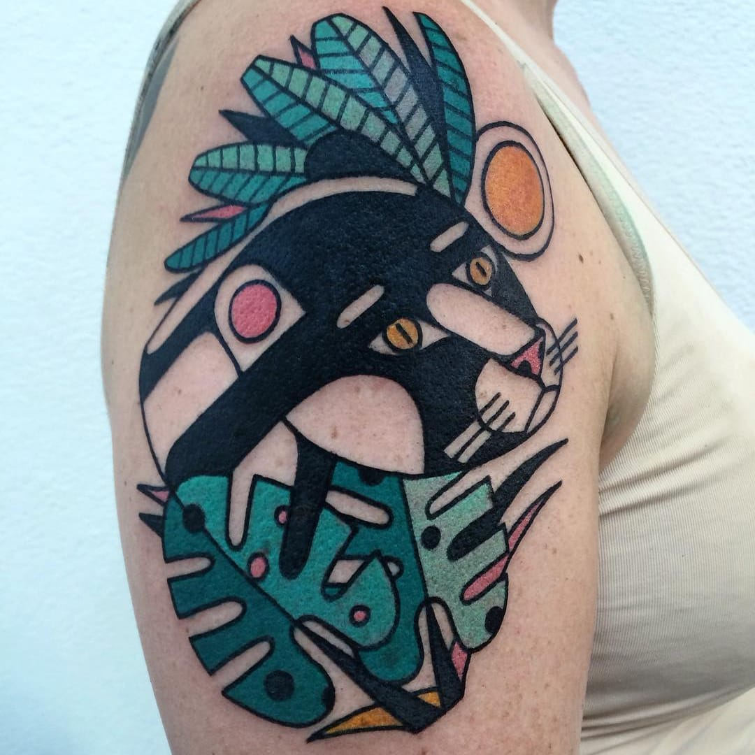 Because Pets Are Better Than Humans: Animal Tattoos