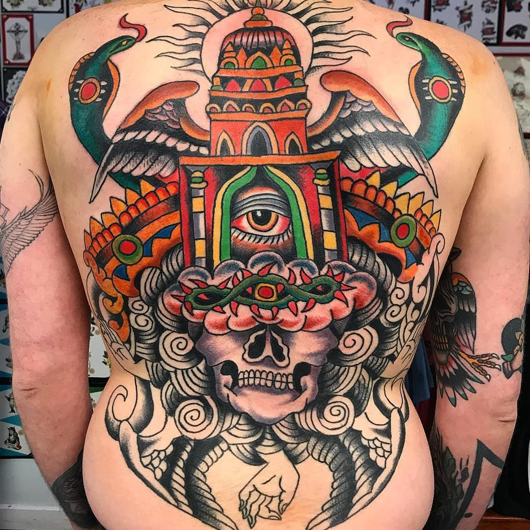 Experiential Knowledge: Interview With Tattoo Artist Robert Ryan
