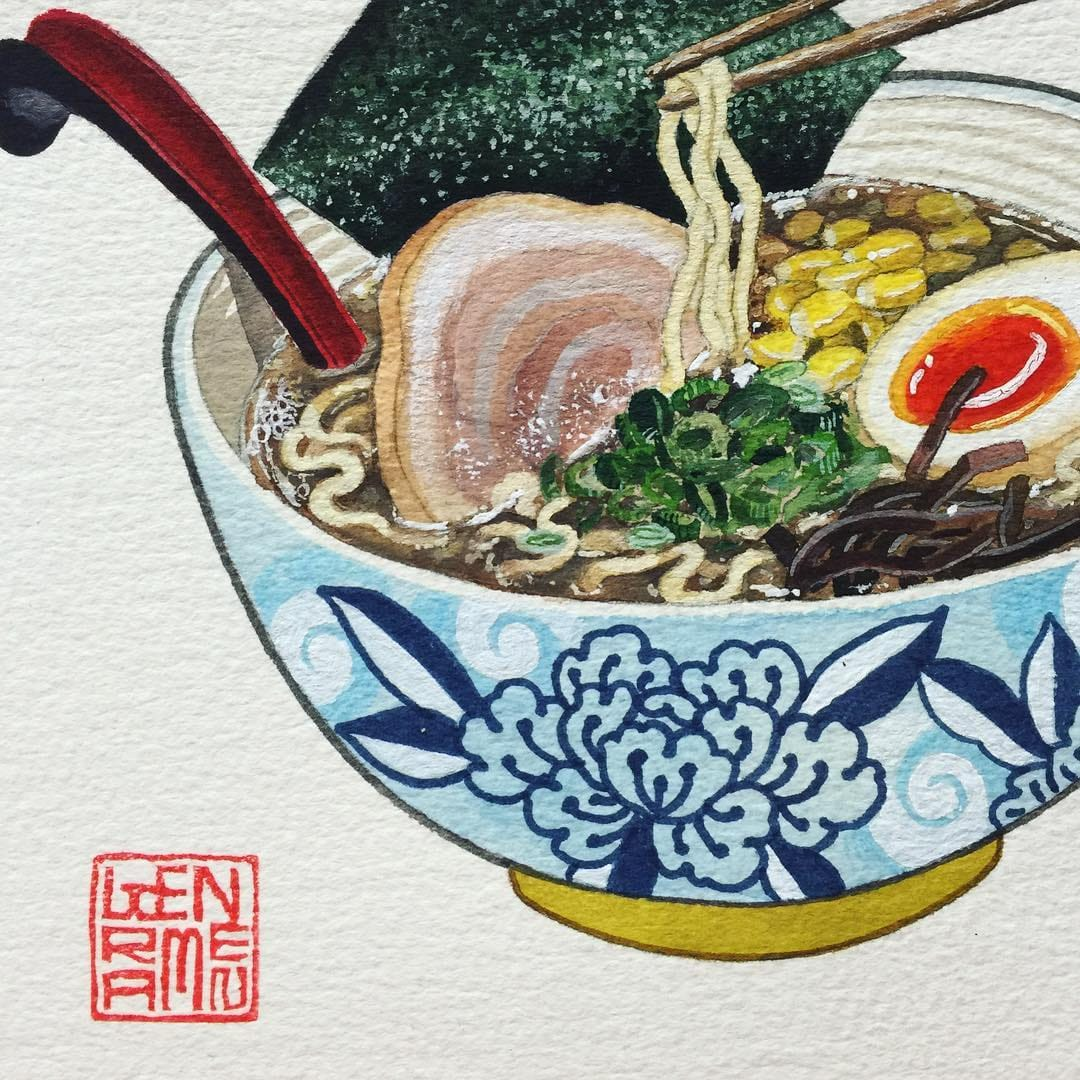 Sushi Cats and Ramen Rabbits: Interview With Tattoo Artist Wendy Pham