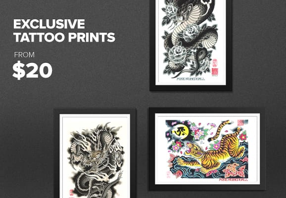 Tattoo prints