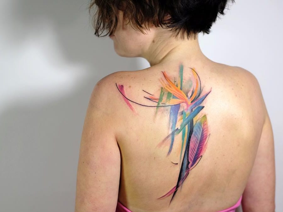 Spontaneous Brushstrokes: Interview with Tattoo Artist Tyna Majczuk