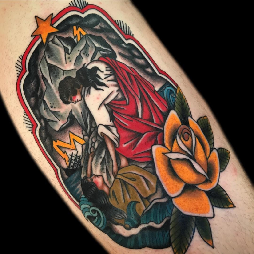 Songs of the Sea: Sailor Tattoos