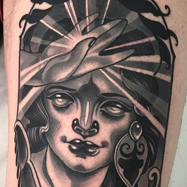 The Gift of Grace: Interview with Tattoo Artist Vale Lovette