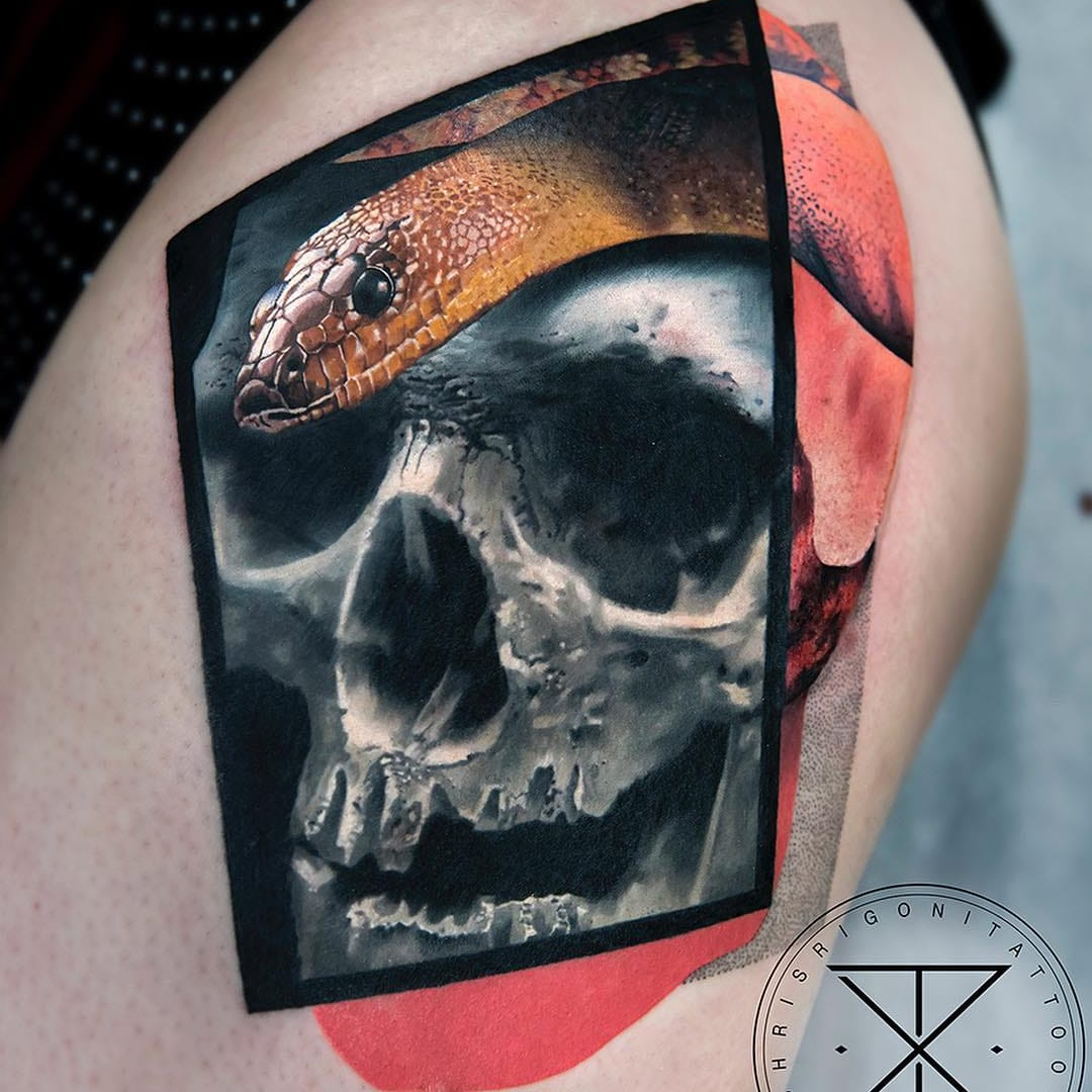 We Are Made of Stars: Interview with Tattoo Artist Chris Rigoni