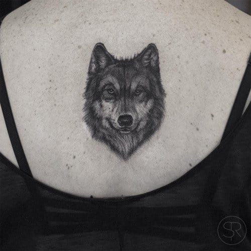 Top 150 Wolf Tattoos So Far This Year: The Howl Of The Wolf Tattoo