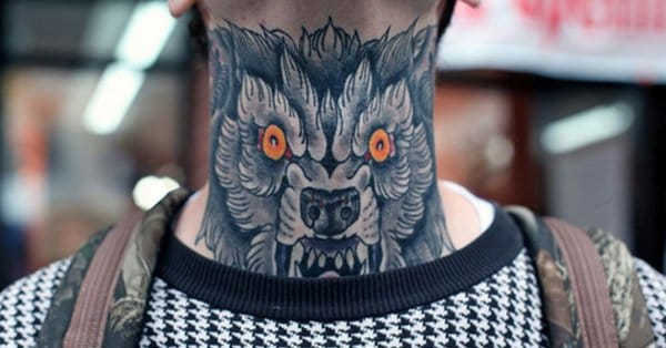 25 Traditional Wolf Tattoos