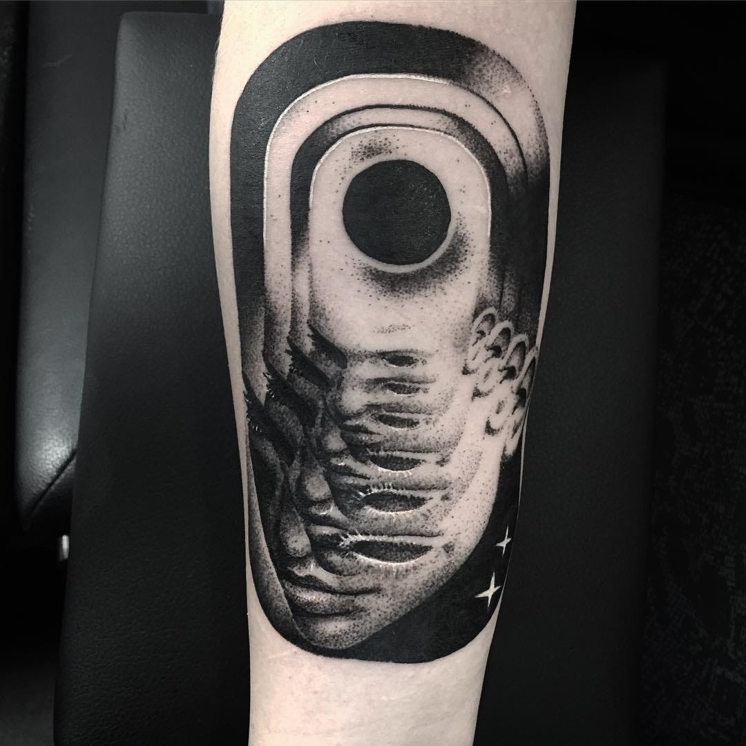 Mysteries of the Horizon: Seriously Cool Surreal Tattoos