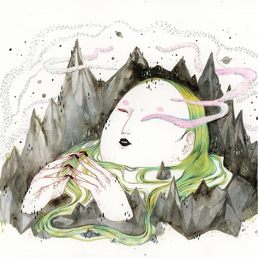Lizard Milk and Harpy Stew: Interview With Tattoo Artist Nomi Chi