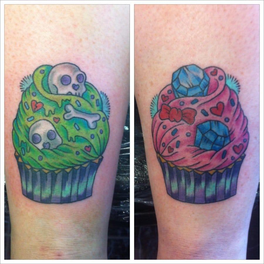 Cupcakes para todos os paladares de Fizzink