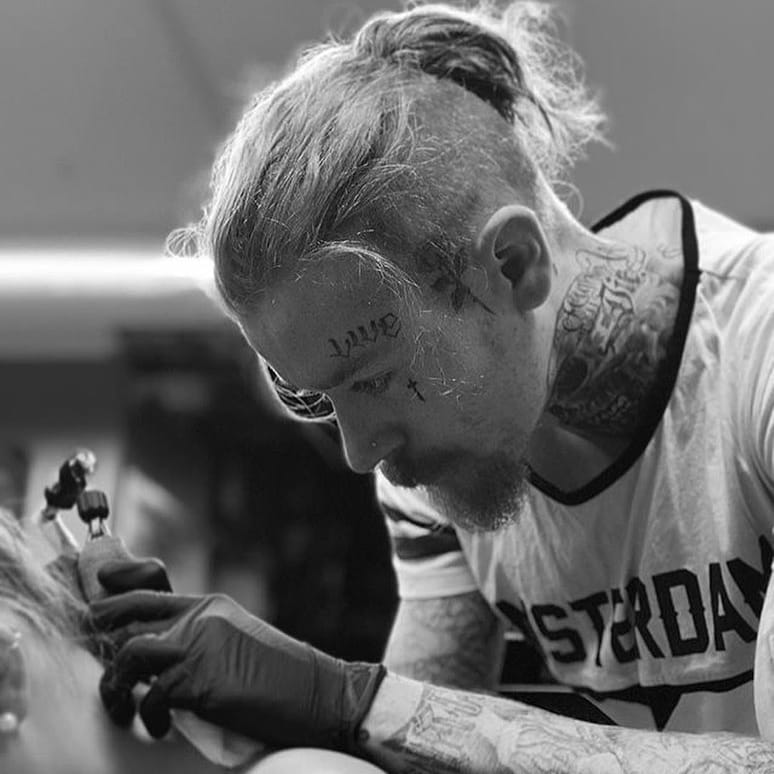 Motorink Finest Tattooing: Interview with Tattoo Artist Liam Ryan