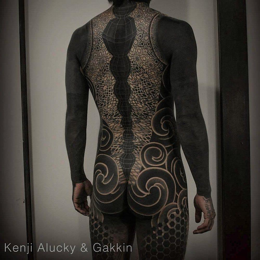 Colaboração de Kenji Alucky e Gakkin