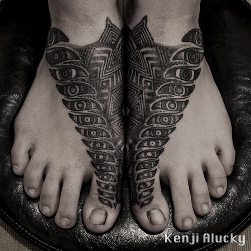 Artista Kenji Alucky