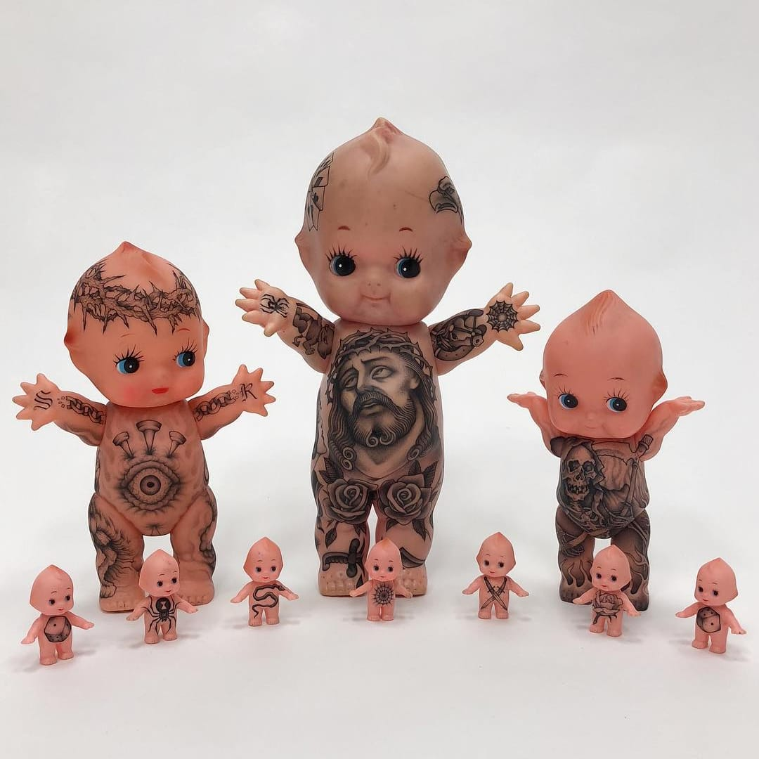 Cute AF Kewpies & More: Interview with Apprentice Sofia Ripper